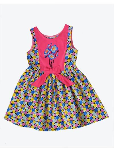 платье Букетик